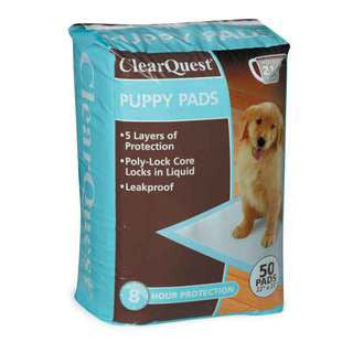 CLEARQUEST PUPPY PEE PADS 50 PACK - BD Luxe Dogs & Supplies - 1