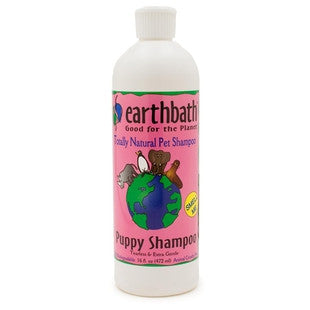 EARTHBATH TEARLESS GENTLE PUPPY DOG SHAMPOO 16OZ - BD Luxe Dogs & Supplies