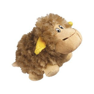KONG BARNYARD CRUNCHEEZ SHEEP LARGE DOG TOY - BD Luxe Dogs & Supplies