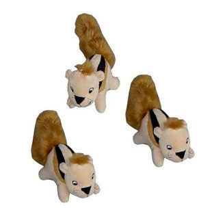 3 PACK SQUIRREL REPLACEMENTS FOR HIDE A SQUIRREL - BD Luxe Dogs & Supplies