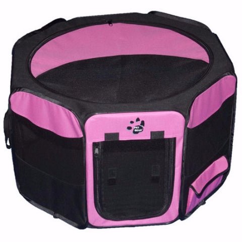 Travel Lite Soft-Sided Pet Pen - Large - BD Luxe Dogs & Supplies