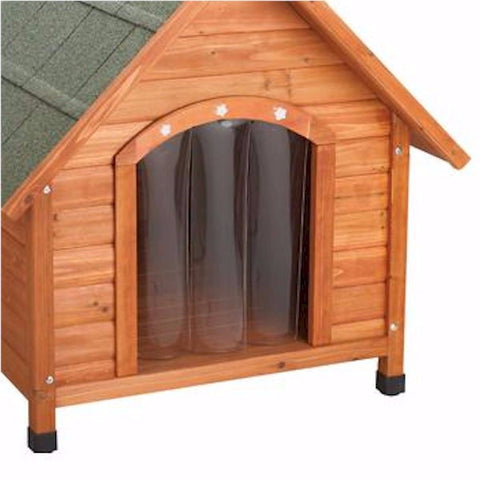 Premium Plus A Frame Dog House Door Flap - Medium - BD Luxe Dogs & Supplies