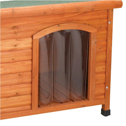 Premium Plus Frame Dog House Door Flap - Large & Extra large - BD Luxe Dogs & Supplies
