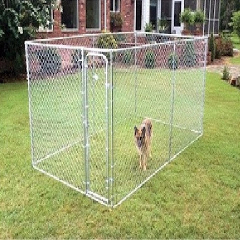 Boxed Kennel 7.5 x 13 x 6 - BD Luxe Dogs & Supplies