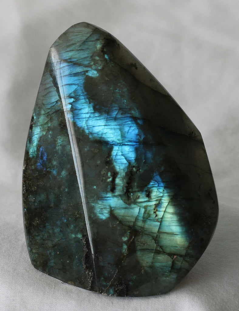 Labradorite Crystal - Polished - LAB14