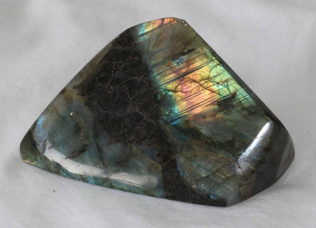 Labradorite Crystal - Polished - LAB17