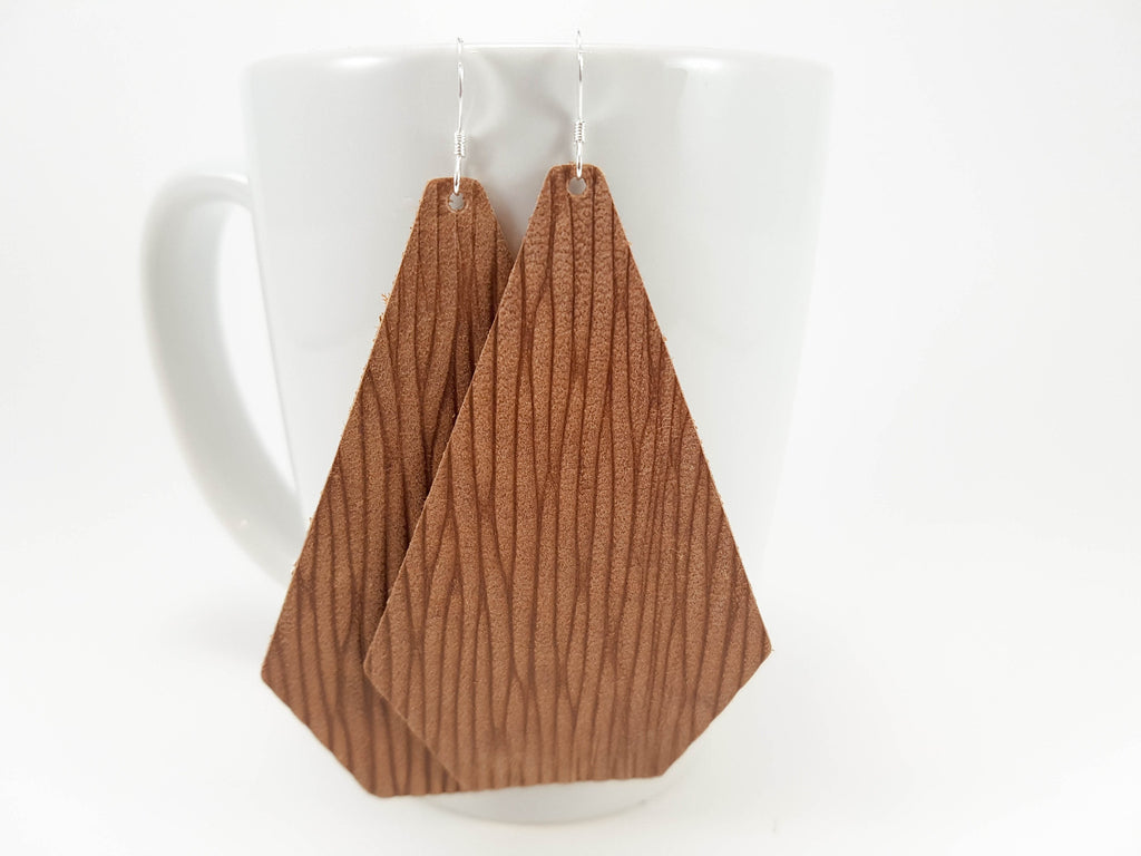 Woodgrain Geometric