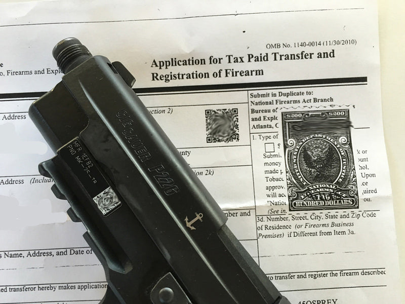 Why do you need a National Firearms Act Gun Trust?