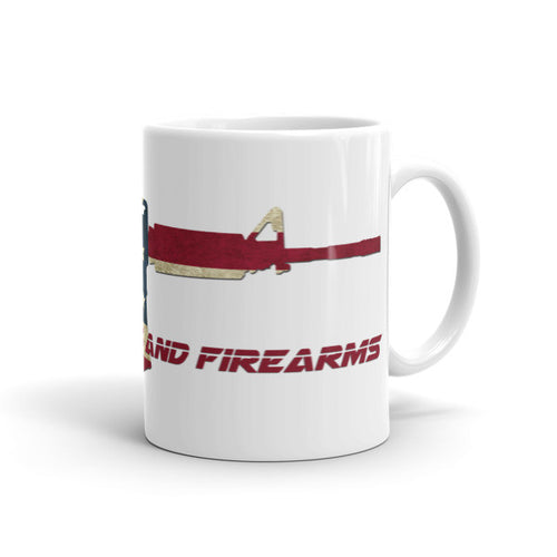 AR15 Coffee Mug
