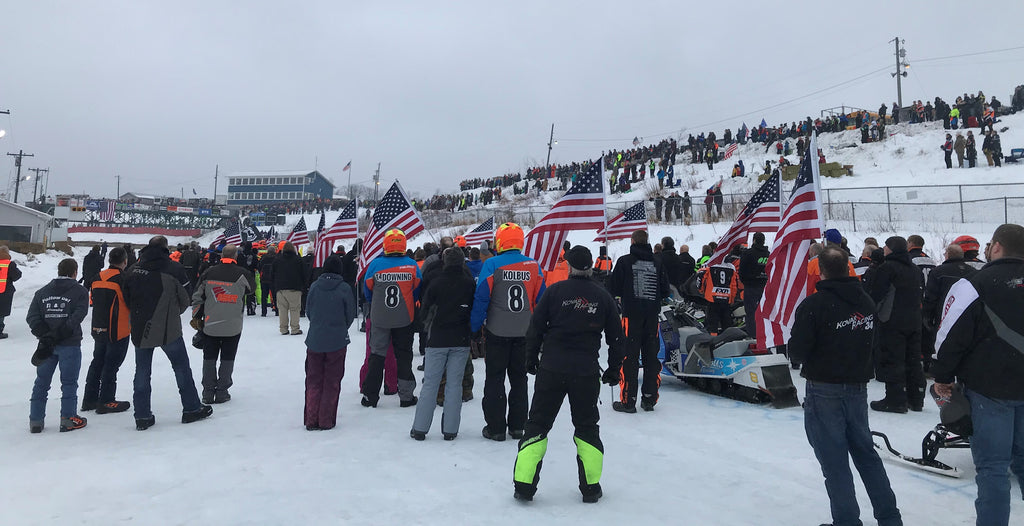 I-500 Snowmobile Race Recap Podcast