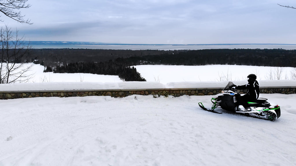 Sault Ste. Marie Snowmobile Excursion