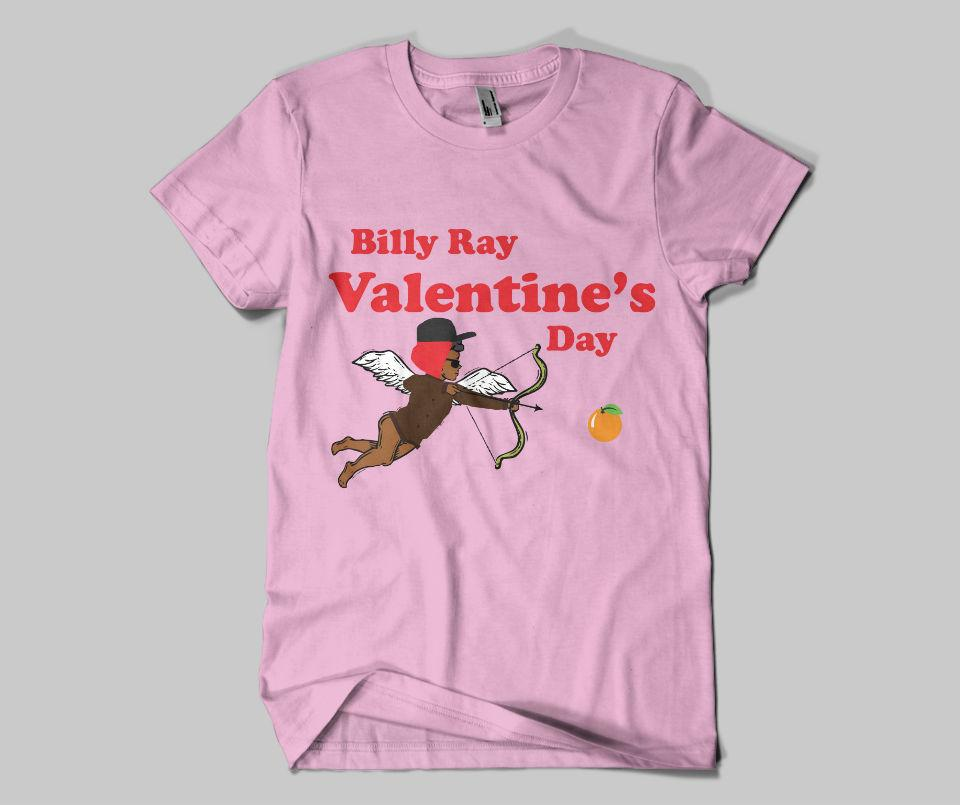 Billy Ray V Day Tee