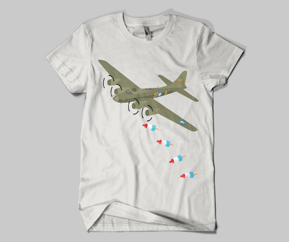 Bombs Away Tee