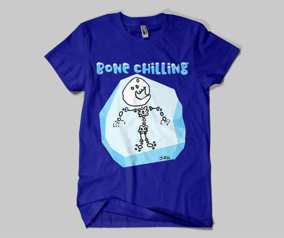 Kids Bone Chilling Tee