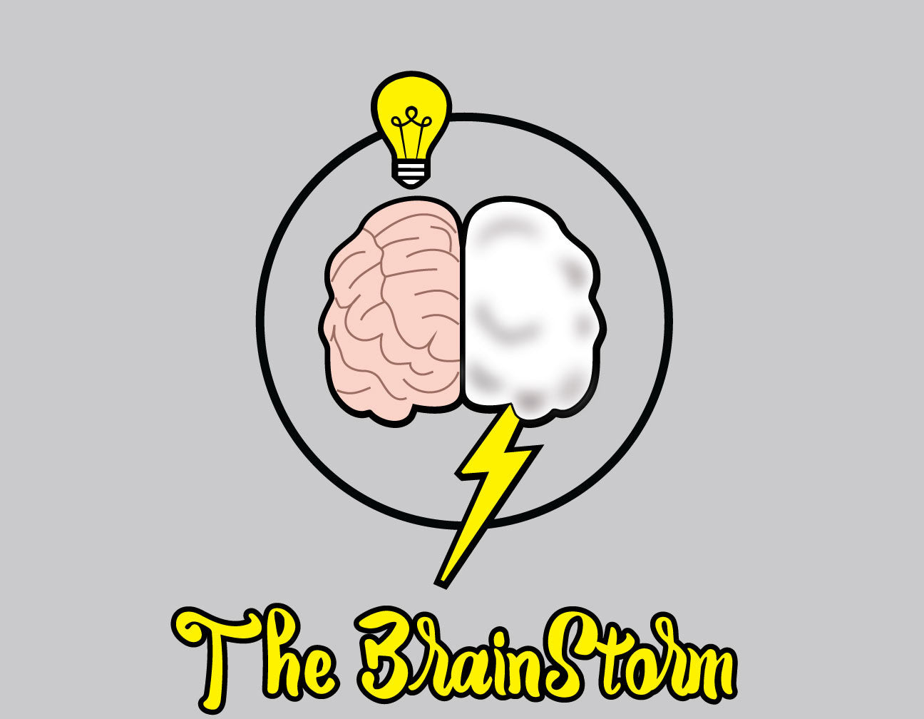 The Brain Storm Logo