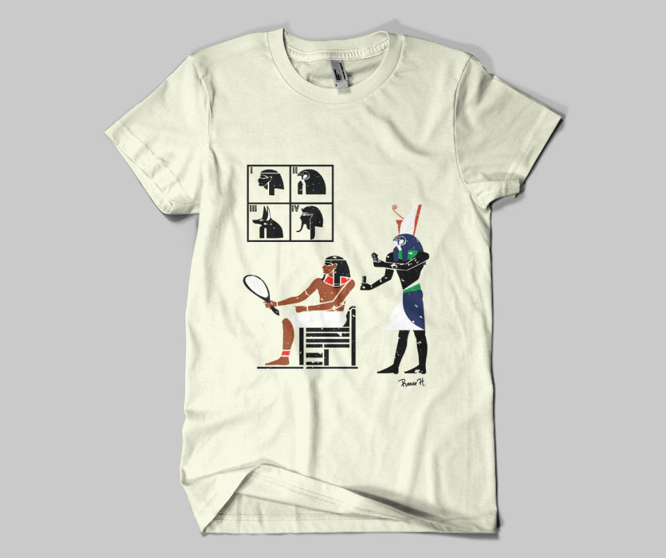 Egyptian Barber Shop Tee