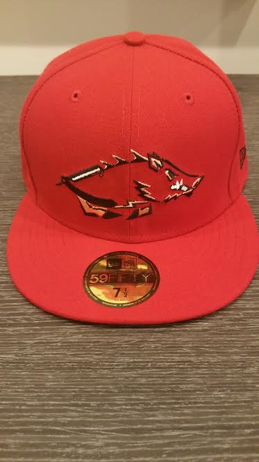 Razorback Fitted