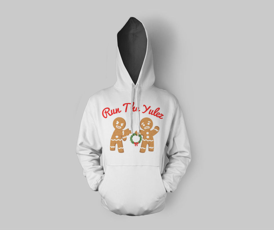 Run The Yulez Hoodie