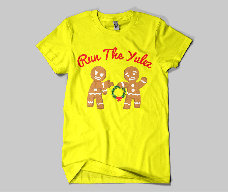Run The Yulez Tee