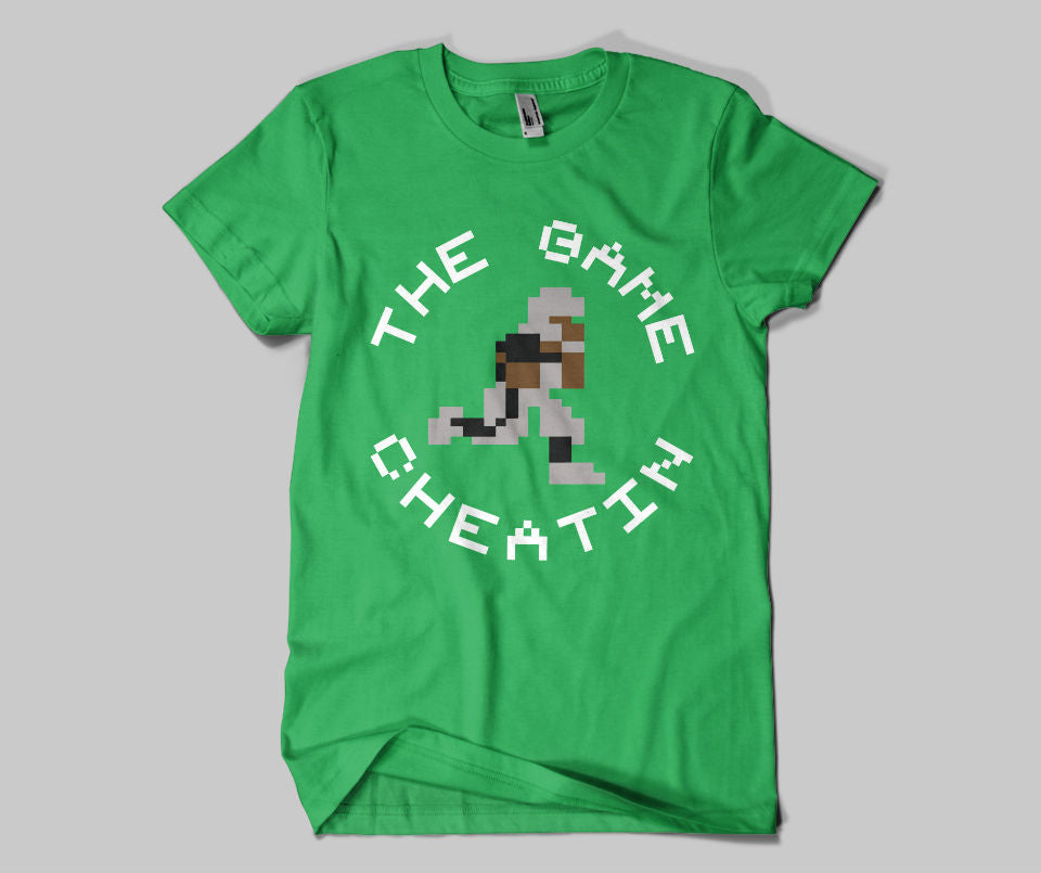 The Game Cheatin Tee