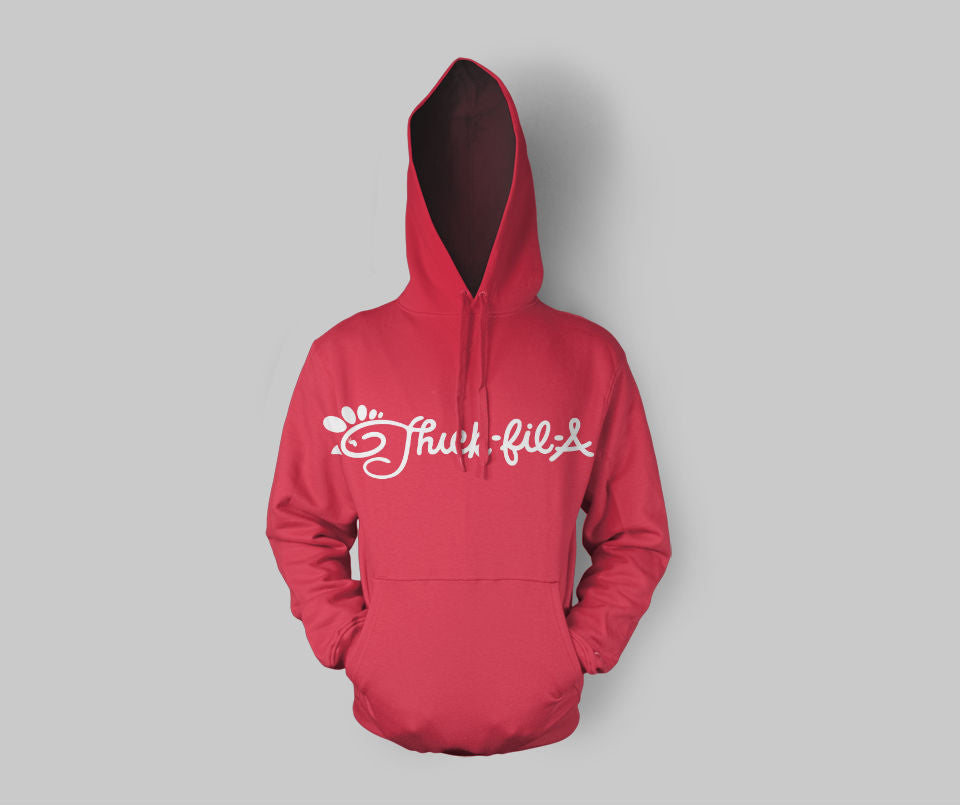 Thick Fil A Hoodie