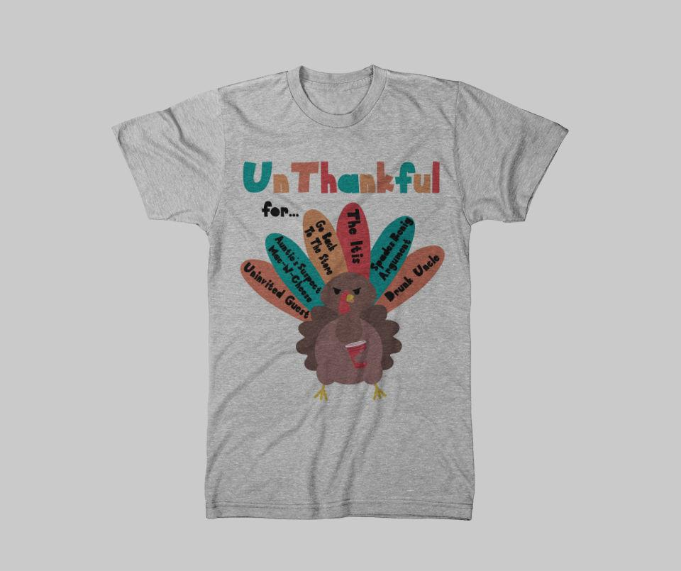 UnThankful Tom Tee