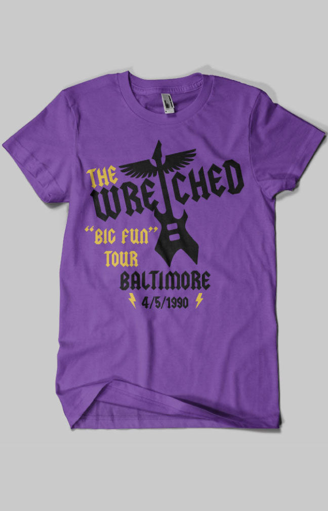 Wretched Tour Tee