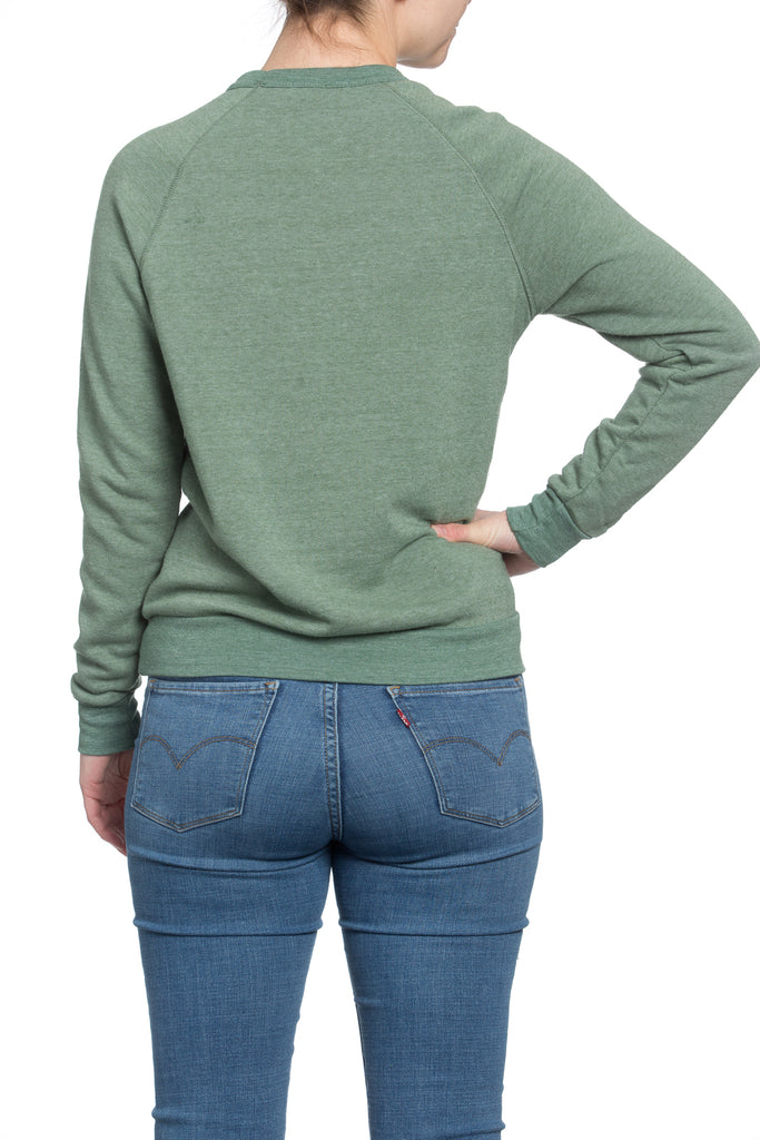 Unisex Sweatshirt in Pine