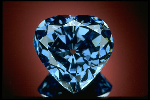 Blue Diamonds- one the of the rarest!