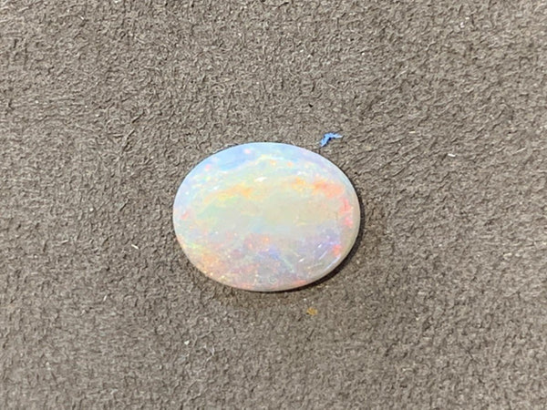 White Opal 1.3ct - Masterpiece Jewellery Opal & Gems Sydney Australia | Online Shop
