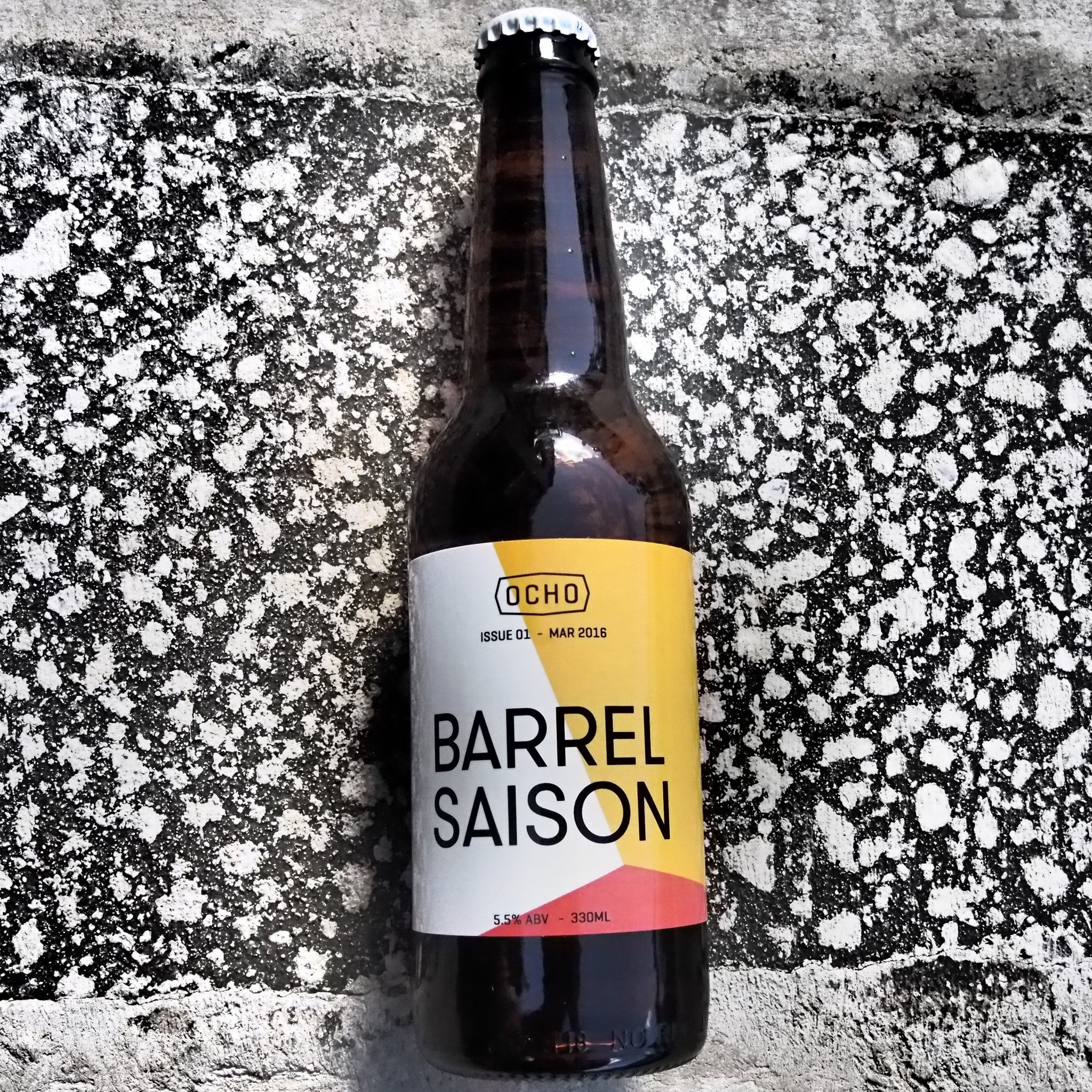 Barrel Saison
