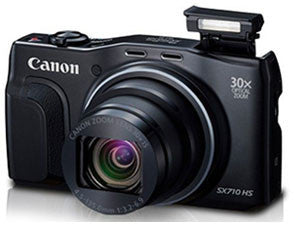 Canon PowerShot SX710HS Digital Camera [2016 EDITION]