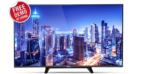 InFocus II-50EA800 Full HD LED TV