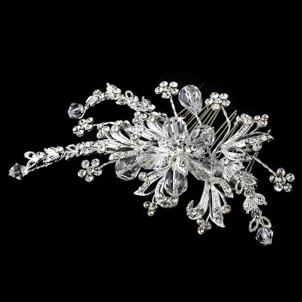 Crystal Boutique Bridal Comb 1852