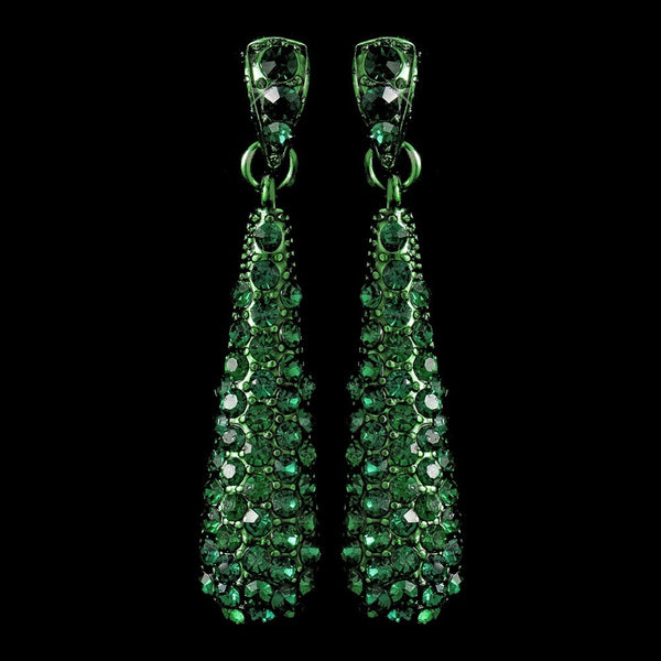 * Earring 8341 Green