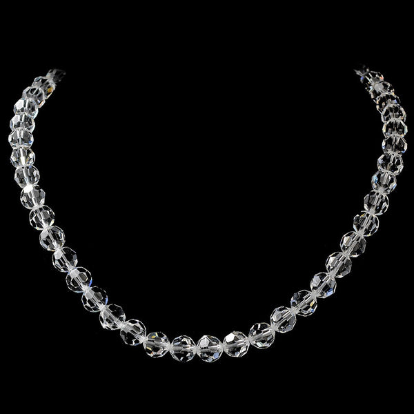 * Swarovski Crystal Necklace N 202