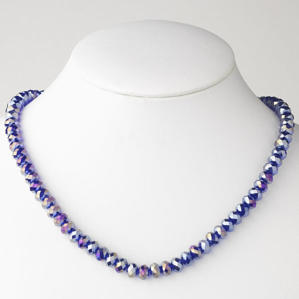 Violet Necklace 7615