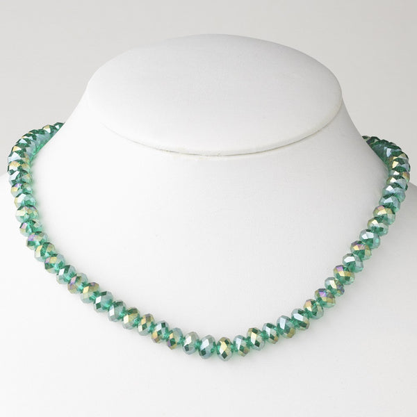 Emerald Necklace 7615