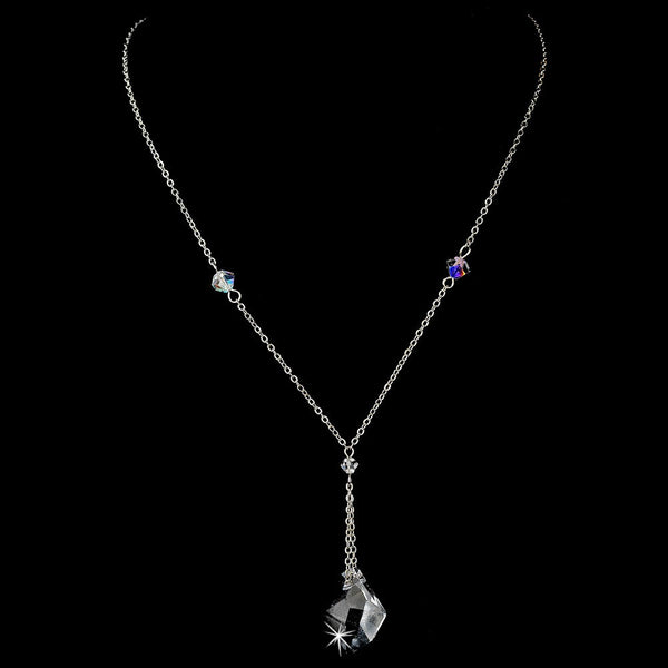 Swarovski Crystal Necklace 8124