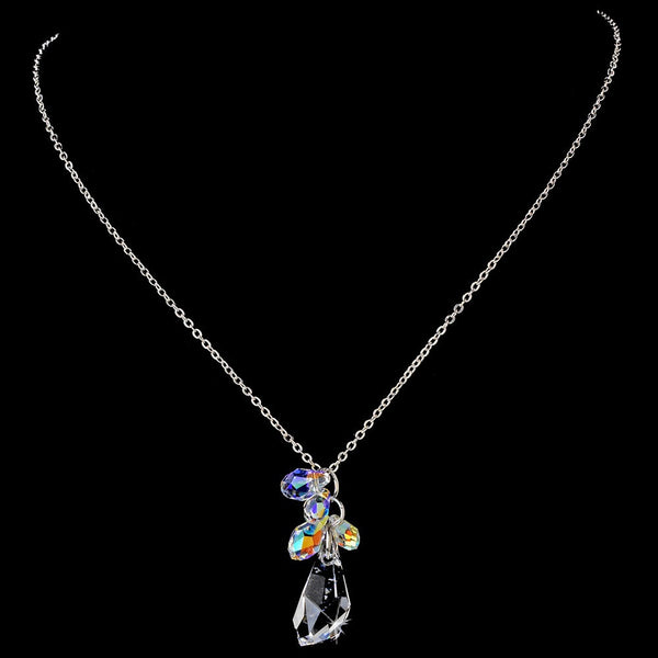 * Extraordinary Swarovski Crystal Necklace 8126