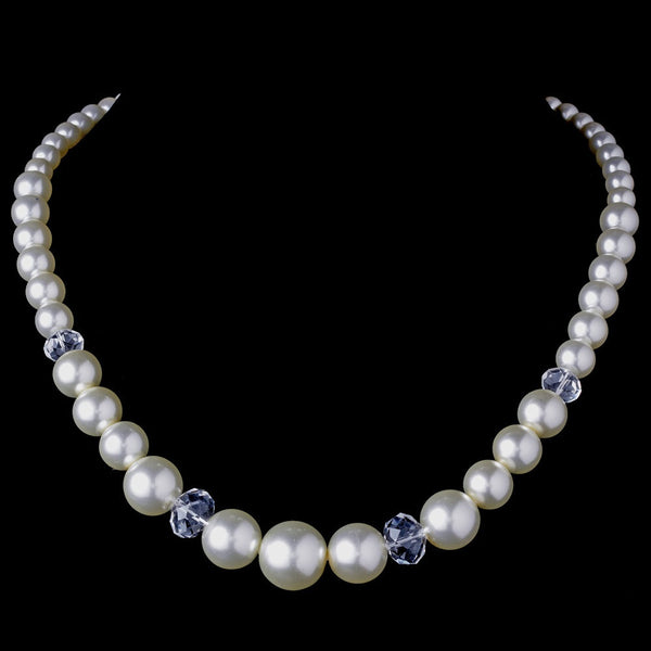 Necklace 8361 Ivory