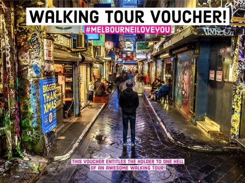 Walking tour voucher