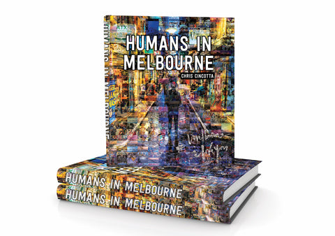 Humans In Melbourne - The Book