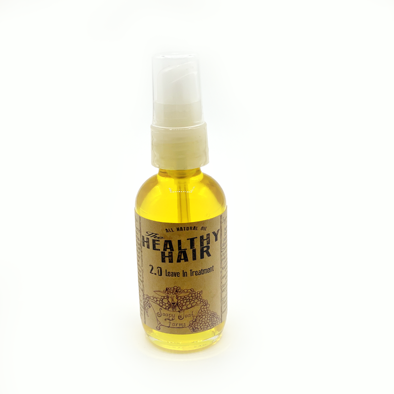 Hair Growth Oil- 1.0 and 2.0 set