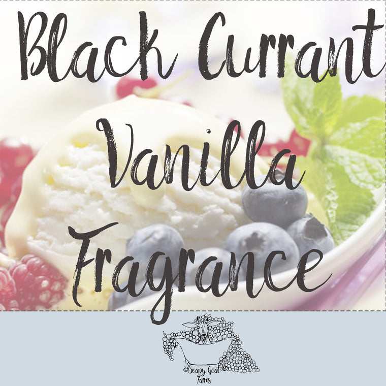 Black Currant Vanilla