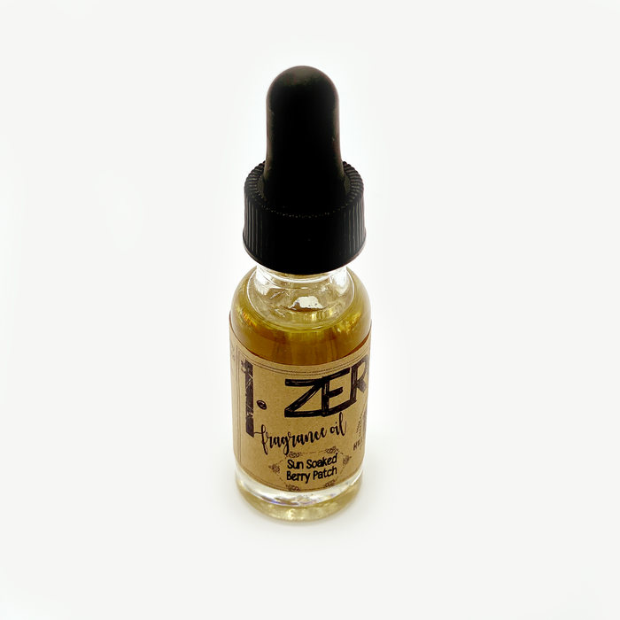 1.ZERO formula- 1/2 ounce fragrance oil