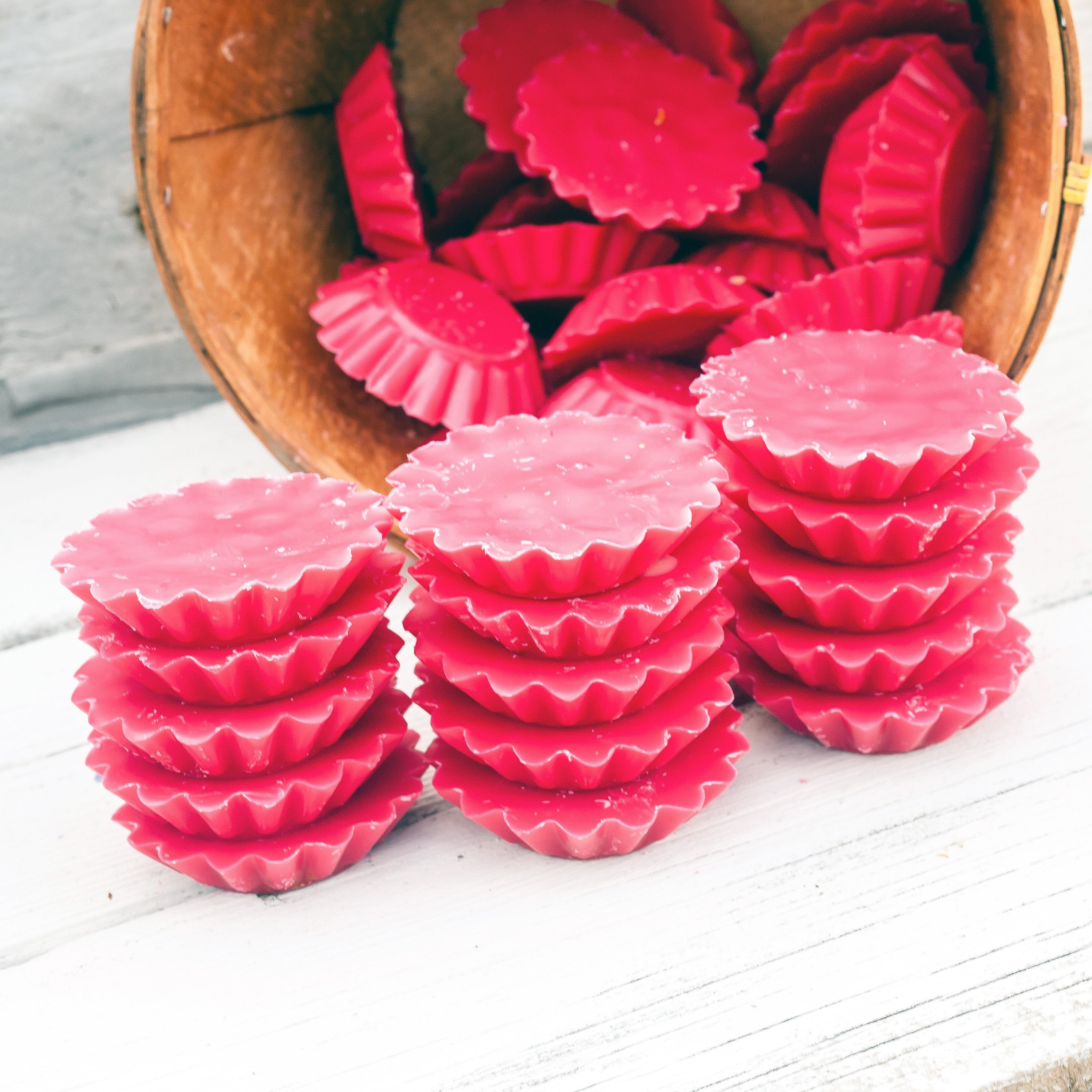 Wax Warmer Tart Melts - Set of 12 - Warm Weather Collection