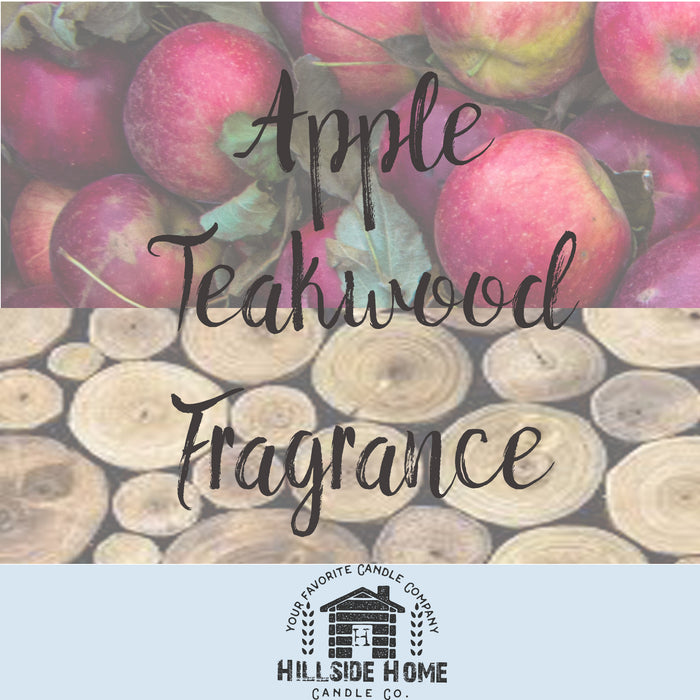 Apple Teakwood Fragrance
