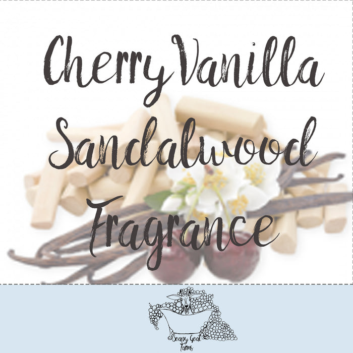 Cherry Vanilla Sandalwood