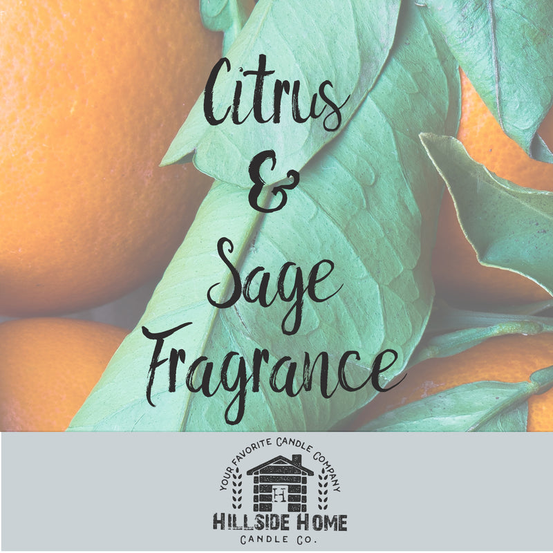 Citrus & Sage Fragrance